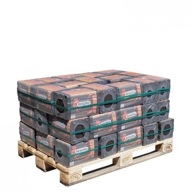 Bruinkoolbriketten 45 bundels briketten