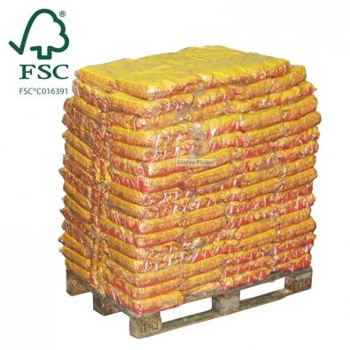Haardblokken 1,1kg 150 draagtassen FSC©