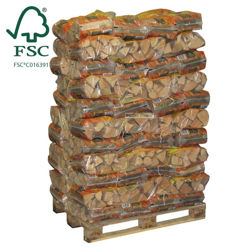 Ovengedroogd eiken/beuken 23 zakken FSC® regio