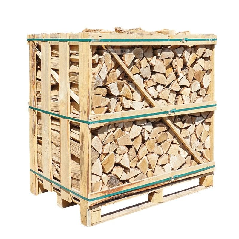 Halve kist ovengedroogd eikenhout