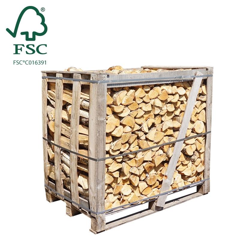 kist ovengedroogd berkenhout fsc ca 1m3