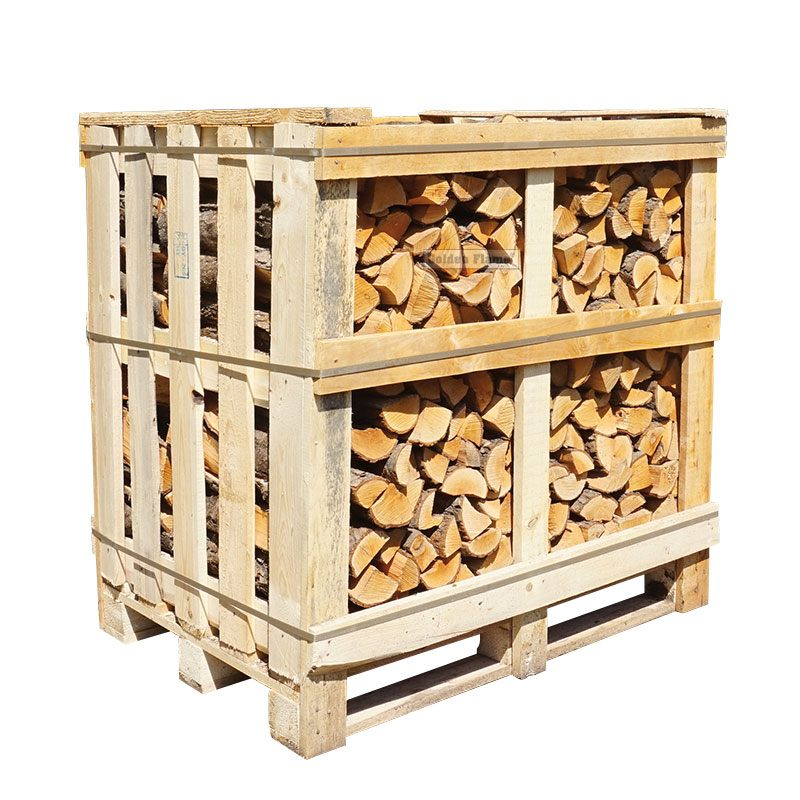 kist ovengedroogd elzenhout ca 1m3