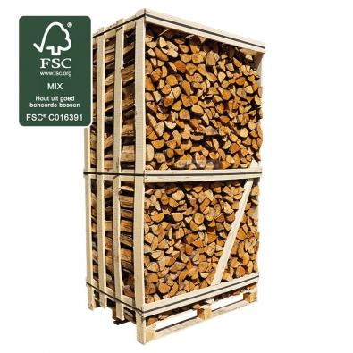 hele kist ovengedroogd elzenhout fsc
