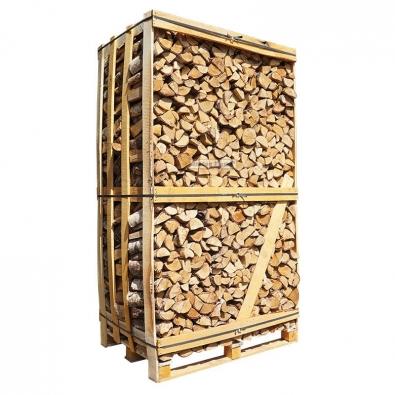 hele kist ovengedroogd berkenhout