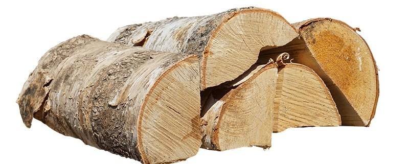 Haardhout berkenhout