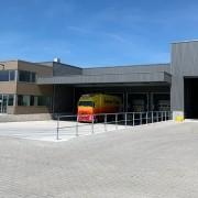 Golden Flame locatie Almere