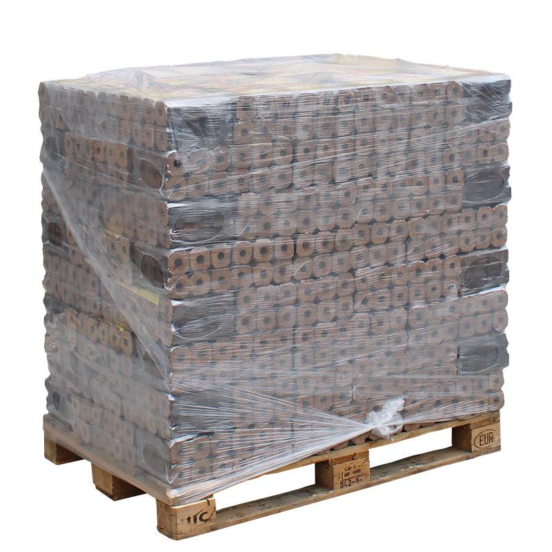 96 bundels houtbriketten